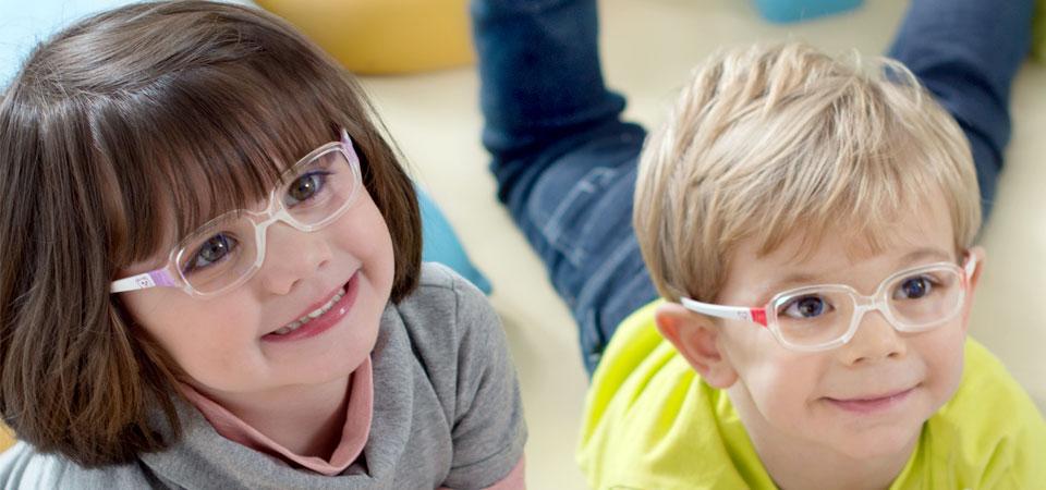 очки для детей и детские оправы