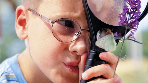 Миопия у детей