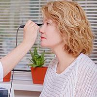Ультразвуковая диагностика глаза
