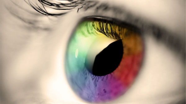 Цветные линзы без диоптрий