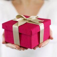 Акция «Подарок в день рождения»