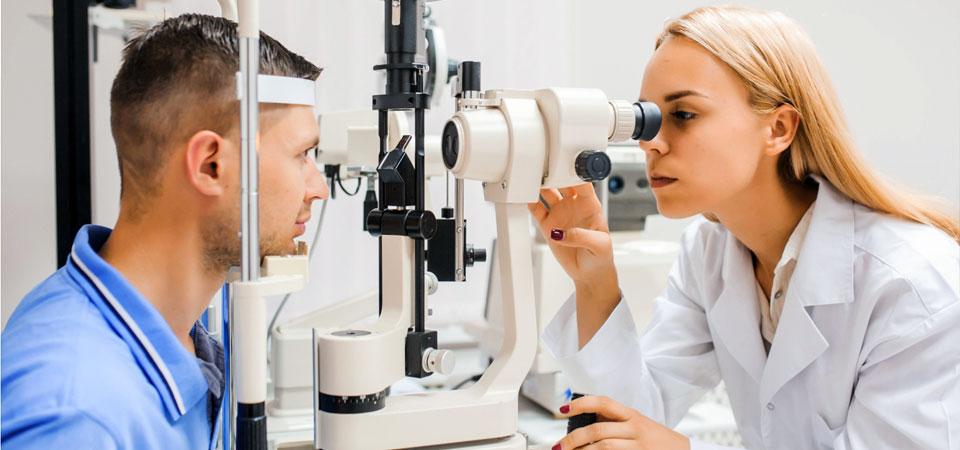 Биомикроскопия глаза в Самаре